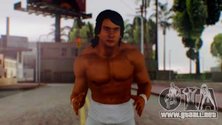 Ricky Steam 1 para GTA San Andreas