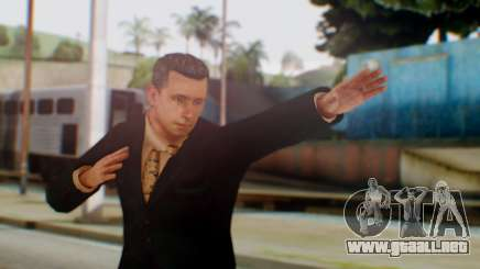 WWE Michael Cole para GTA San Andreas