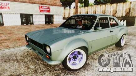 Ford Escort Mk1 para GTA San Andreas