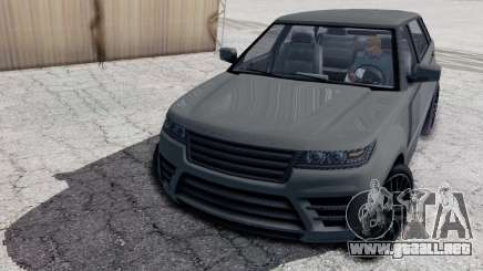 GTA 5 Gallivanter Baller LE LWB IVF para GTA San Andreas