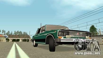 VAZ 2103 Sport tuning para GTA San Andreas