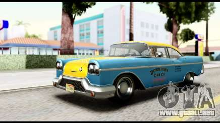 GTA 5 Declasse Cabbie v2 IVF para GTA San Andreas