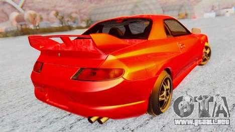 Mitsubishi FTO GP 1998 Version R para GTA San Andreas left
