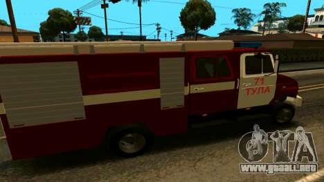 ZIL-5301 para la visión correcta GTA San Andreas