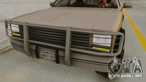 GTA 4 Declasse Rancher IVF para la visión correcta GTA San Andreas