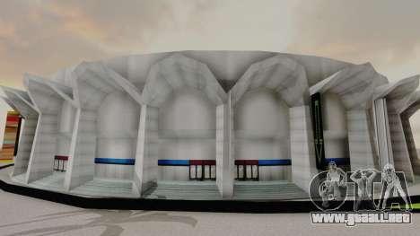 Stadium LS para GTA San Andreas tercera pantalla