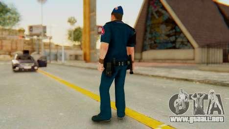 Lvpd1 para GTA San Andreas tercera pantalla