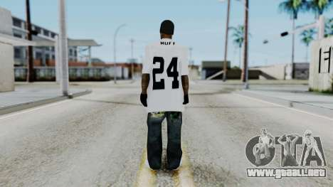 New Mad Dogg para GTA San Andreas tercera pantalla
