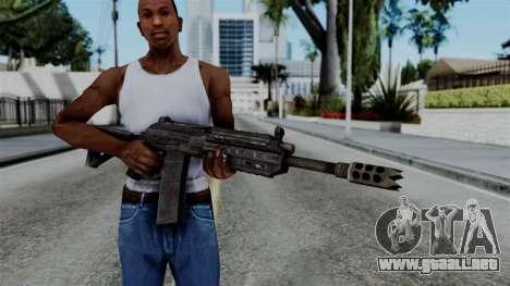 CoD Black Ops 2 - S12 para GTA San Andreas tercera pantalla