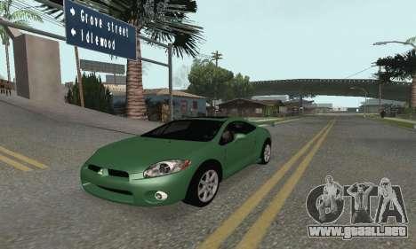 Mitsubishi Eclipse GT para GTA San Andreas