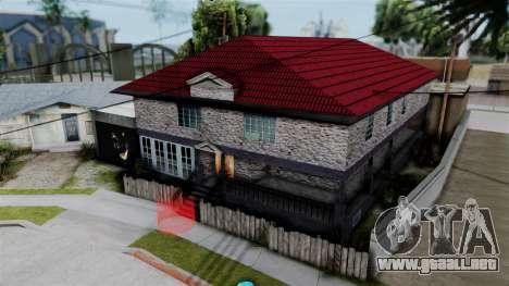 LS_Johnson Casa V2.0 para GTA San Andreas segunda pantalla