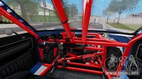 GTA 5 Cheval Picador BAJA Truck para la visión correcta GTA San Andreas