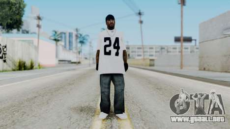 New Mad Dogg para GTA San Andreas segunda pantalla