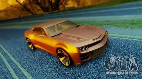 Chevrolet Camaro DOSH Tuning v2 para GTA San Andreas