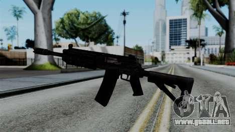 CoD Black Ops 2 - S12 para GTA San Andreas segunda pantalla