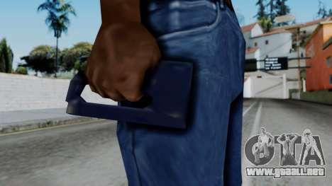 Vice City Beta Stapler para GTA San Andreas tercera pantalla