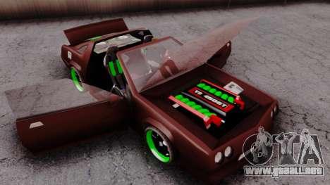 NEW Buffalo Bandit para la visión correcta GTA San Andreas