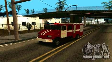 ZIL-5301 para GTA San Andreas