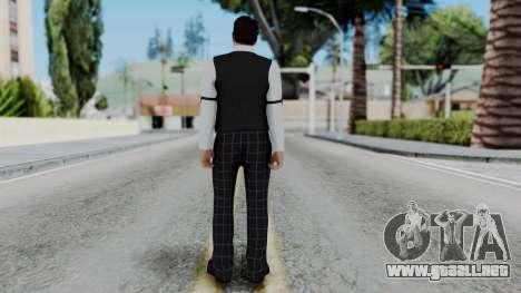 Be My Valentine DLC Male Skin para GTA San Andreas tercera pantalla