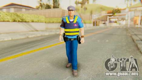 Dsher para GTA San Andreas segunda pantalla