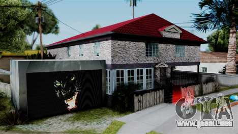 LS_Johnson Casa V2.0 para GTA San Andreas