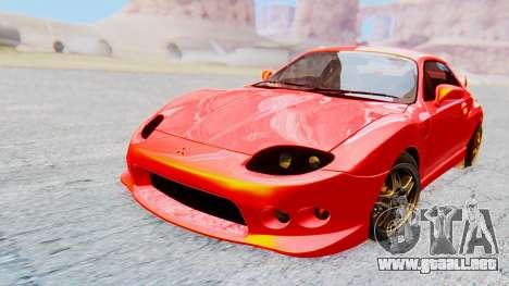 Mitsubishi FTO GP 1998 Version R para GTA San Andreas