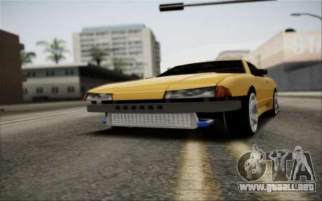 Elegy Speedhunters para la vista superior GTA San Andreas