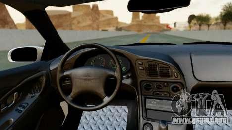 Mitsubishi Eclipse 1999 Mugi Itasha v2 para la visión correcta GTA San Andreas