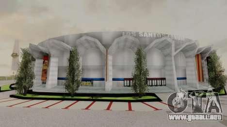 Stadium LS para GTA San Andreas sucesivamente de pantalla