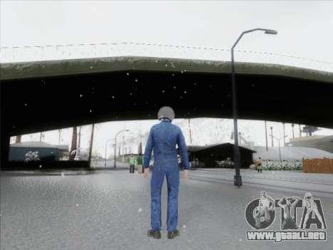 El piloto de la VC de la Federación de rusia para GTA San Andreas segunda pantalla