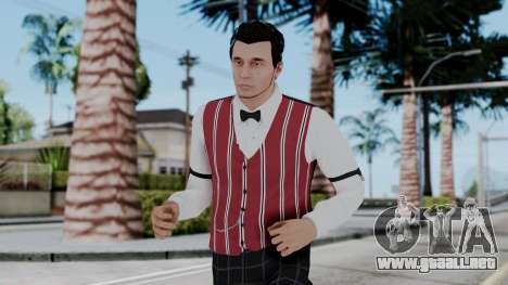 Be My Valentine DLC Male Skin para GTA San Andreas