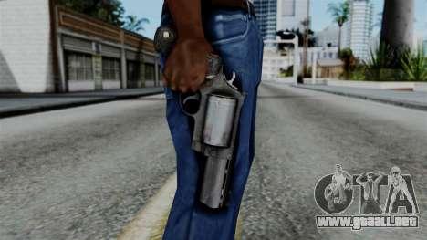 CoD Black Ops 2 - Executioner (Menendez) para GTA San Andreas tercera pantalla