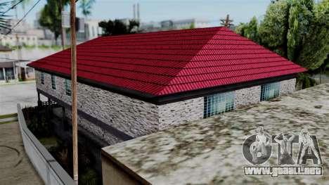 LS_Johnson Casa V2.0 para GTA San Andreas tercera pantalla