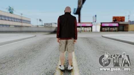 Hunter Costume Michael para GTA San Andreas tercera pantalla