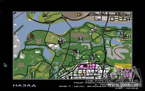 Situación de la vida 4.0 para GTA San Andreas quinta pantalla