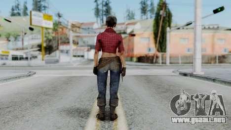 Misty - CoD Black Ops para GTA San Andreas tercera pantalla