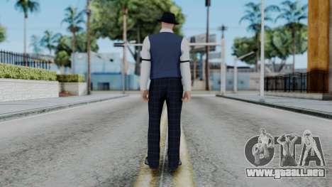GTA Online Be My Valentine Skin 5 para GTA San Andreas tercera pantalla