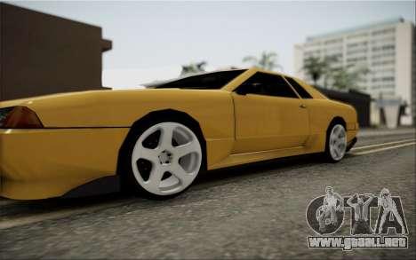 Elegy Speedhunters para la visión correcta GTA San Andreas