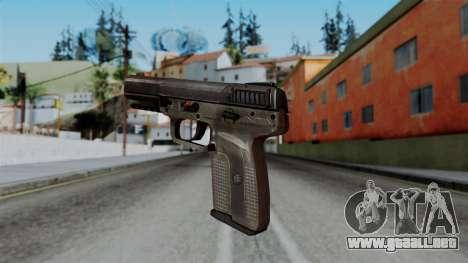 CoD Black Ops 2 - TAC-45 para GTA San Andreas segunda pantalla