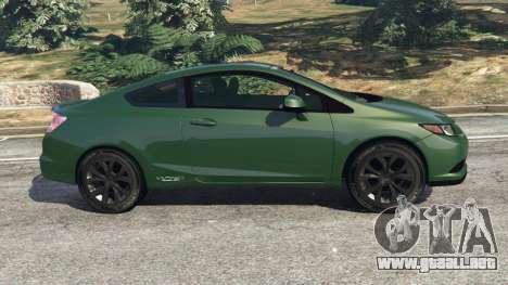 Honda Civic SI v1.0 para GTA 5