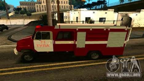 ZIL-5301 para GTA San Andreas left