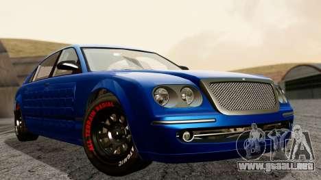 GTA 5 Enus Cognoscenti L Arm para GTA San Andreas