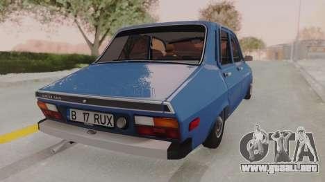 Dacia 1310 TX 1984 para GTA San Andreas left