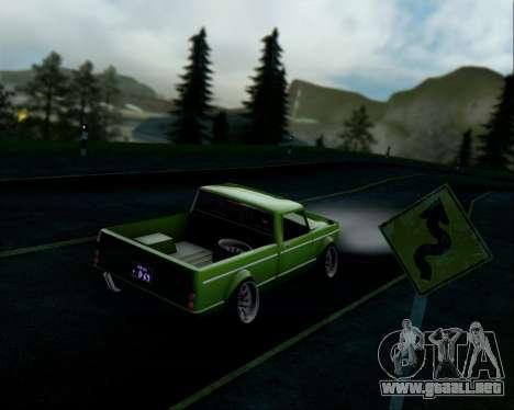 Sadler Debbie para las ruedas de GTA San Andreas