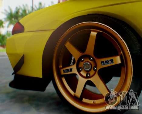 Nissan Skyline R32 GTR para el motor de GTA San Andreas