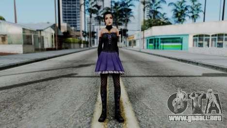 Marvel Future Fight - Sister Grimm para GTA San Andreas segunda pantalla