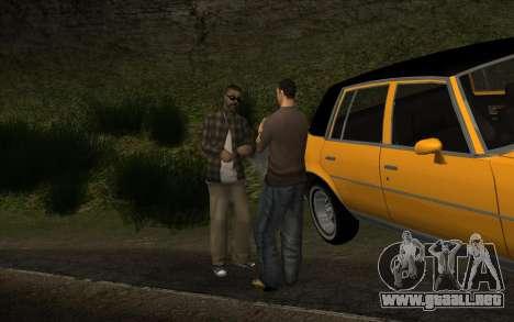 Situación de la vida 4.0 para GTA San Andreas
