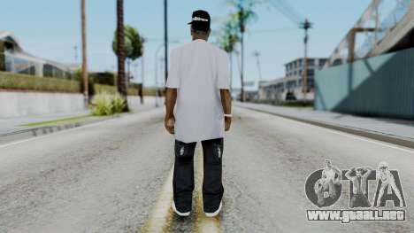 New Fam3 para GTA San Andreas tercera pantalla
