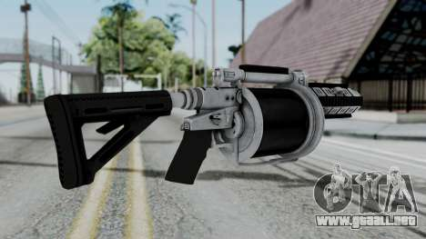 GTA 5 Grenade Launcher para GTA San Andreas segunda pantalla