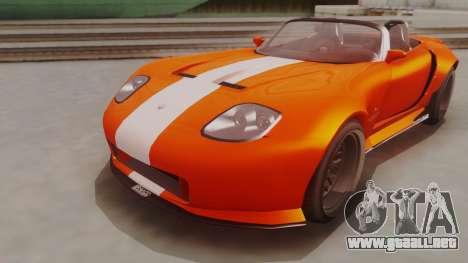 GTA 5 Bravado Banshee 900R para la visión correcta GTA San Andreas